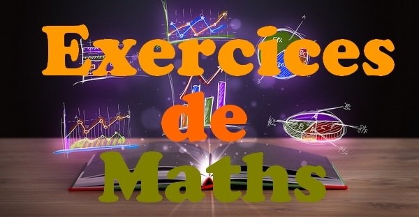 exercices maths en 6ème
