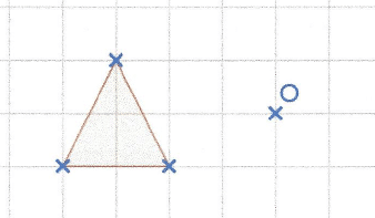 homothétie d'un triangle